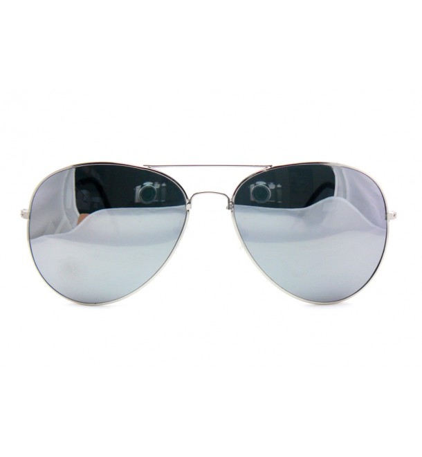 Flash Aviator-Silver