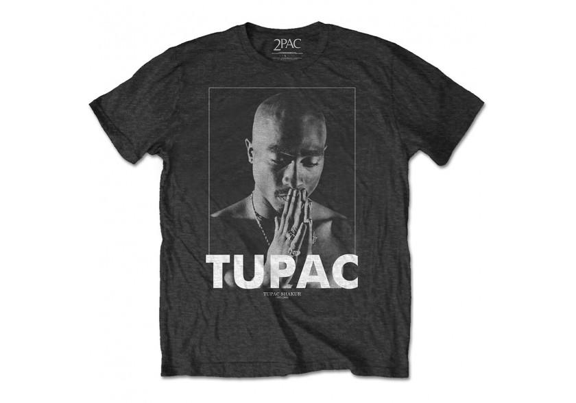 Tupac Praying Black