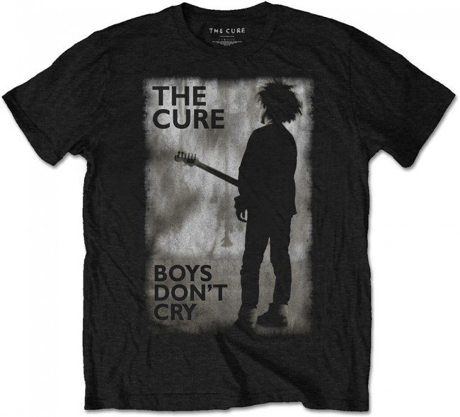 The Cure-Boys Dont Cry-B/W