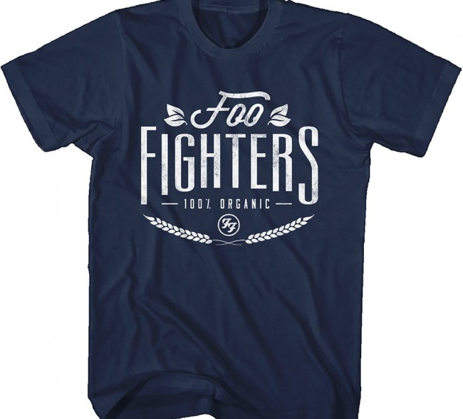The Foo Fighters-100% Organic