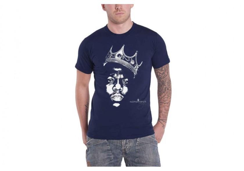 Biggie Smalls-Crown T-shirt