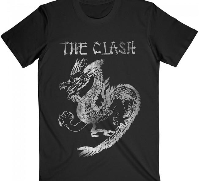The Clash - Dragon