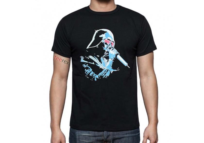 Darth Vader karaoke  T-shirt