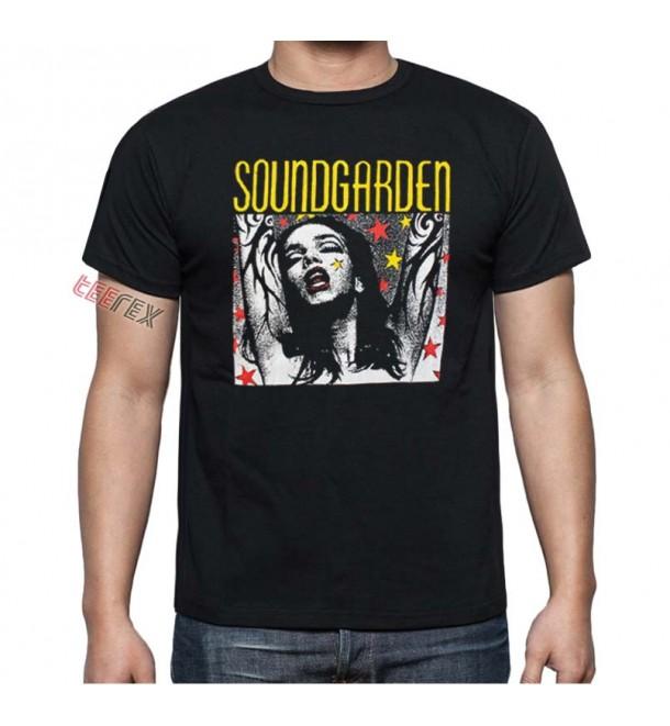 Soundgarden Girl Band T Shirts Nz