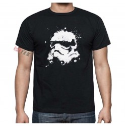 Storm Trooper Paint Splat