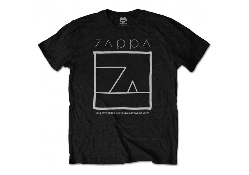 Frank Zappa-Drowning Witch T-shirt