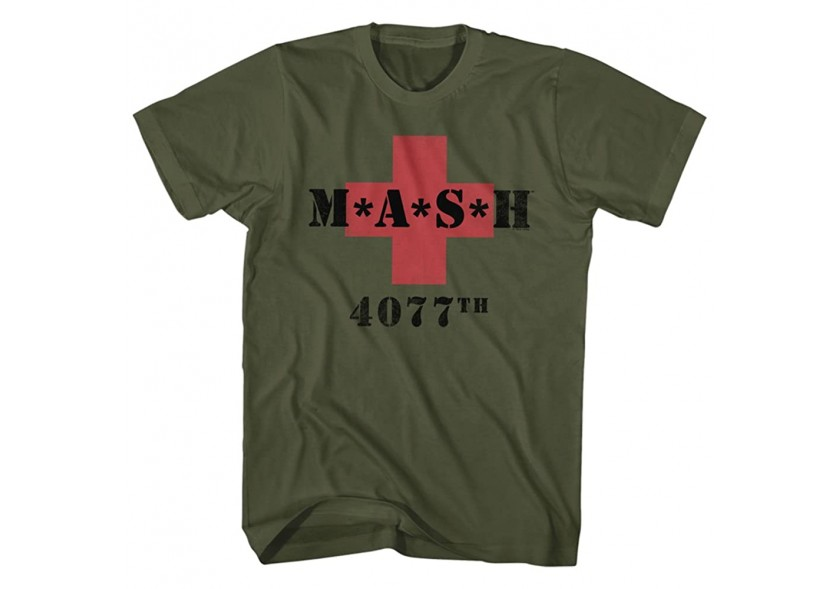 Mash - Red Cross T-shirt