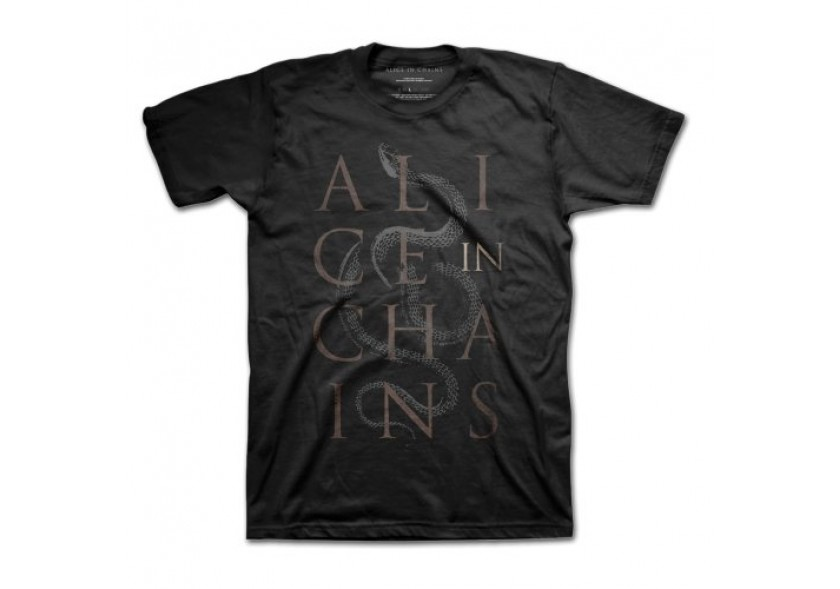 Alice In Chains-Snakes  T-shirt