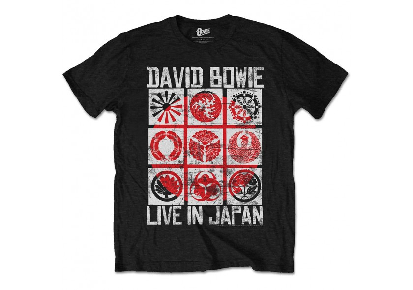 David Bowie -Live in Japan