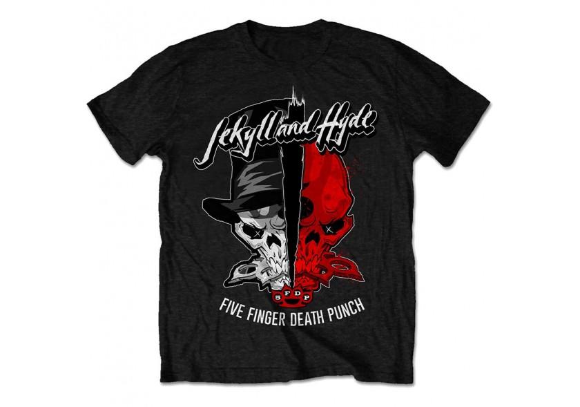 Five Finger Death Punch- JEKYLL & HYDE
