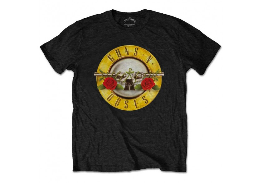 Guns N' Roses - Bullet T-shirt